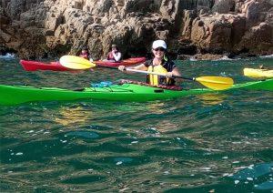 ocean explorer sea kayak