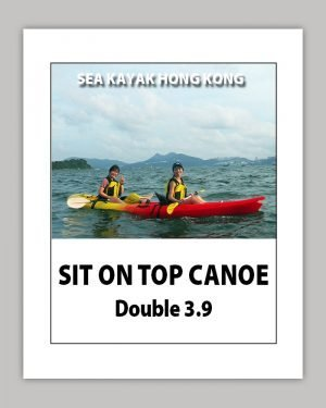 sit on top canoe double 3.9